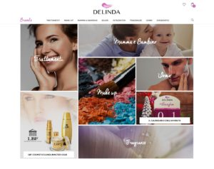 Delinda è il nuovo portale della bellezza