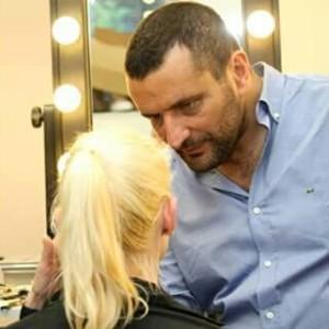 Marco Manfredini, senior make up artist e direttore dell'Accademia di Trucco di Stefano Anselmo.