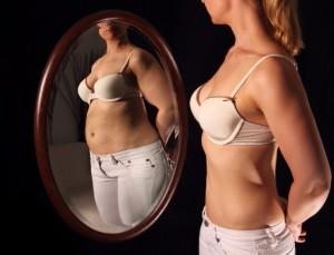 La non accettazione del proprio corpo può avere ripercussioni gravi