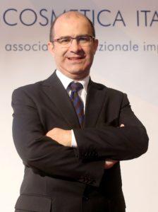 Dott. Luca Nava, direttore Generale di Cosmetica Italia