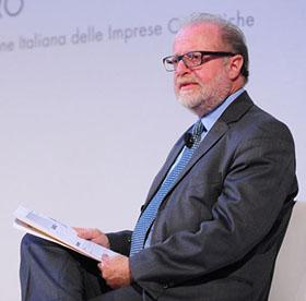 Gian Andrea Positano, direttore del Centro Studi e cultura d'Impresa di Cosmetica Italia, parla di numeri e di professionisti qualificati
