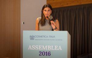 Benedetta Boni, Responsabile Comunicazione Cosmetica Italia