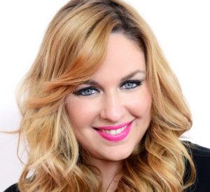 La blogger Roberta scagnolari, nota come Robyberta