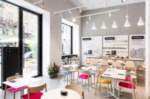 Punti vendita 3.0: Moleskine Café a Milano