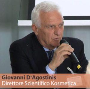 Prof. Giovanni D'Agostinis