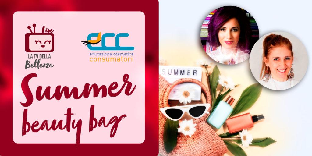 Summer Beauty Bag